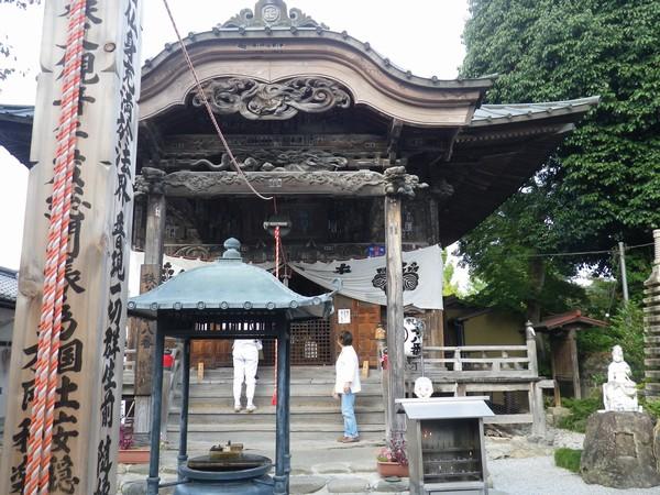 札所18番:神門寺