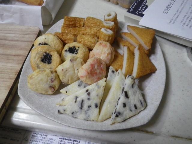 茨木屋 天ぷら