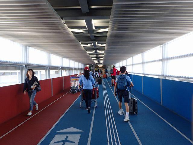 成田空港T3