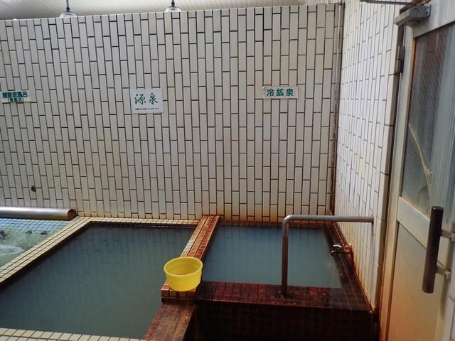 えべおつ温泉 浴槽