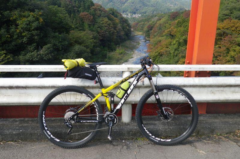 秩父34観音 自転車