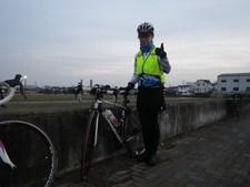 霞ヶ浦をサイクリングした。それも200km