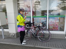 沖縄1周300km 嫁さんと一緒にサイクリング(16時間)