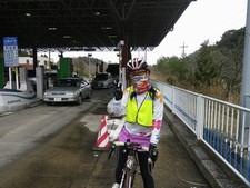 船橋-鴨川往復200km嫁さんとサイクリング(10時間45分)