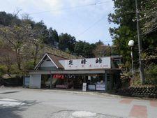 定峰峠ロードバイクアタック!桜は咲いていたよ