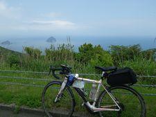 自転車で九州1周1,500㎞無事完走したよ:89時間