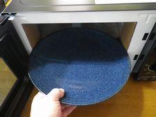電子レンジ買ったら大皿が入らない!【アマゾン初返品】