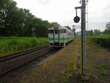 比布駅は消えていた・・・解体工事完了跡 【宗谷本線:比布駅】