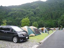 奈良県・白川渡オートキャンプ場【今年もお世話になります】