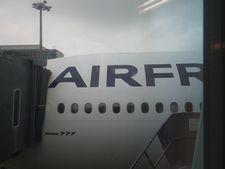 エールフランスに乗ってパリに行ってみたよ 【エールフランス初搭乗】