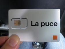 パリの空港で「Orange」のSIMを買ったんだけどつながらなかった【トホホ・・・】