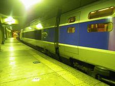 TGVに乗ったフランスでLE MANSからパリまでTGVに乗ってみたよ。【快適・意外と安い】