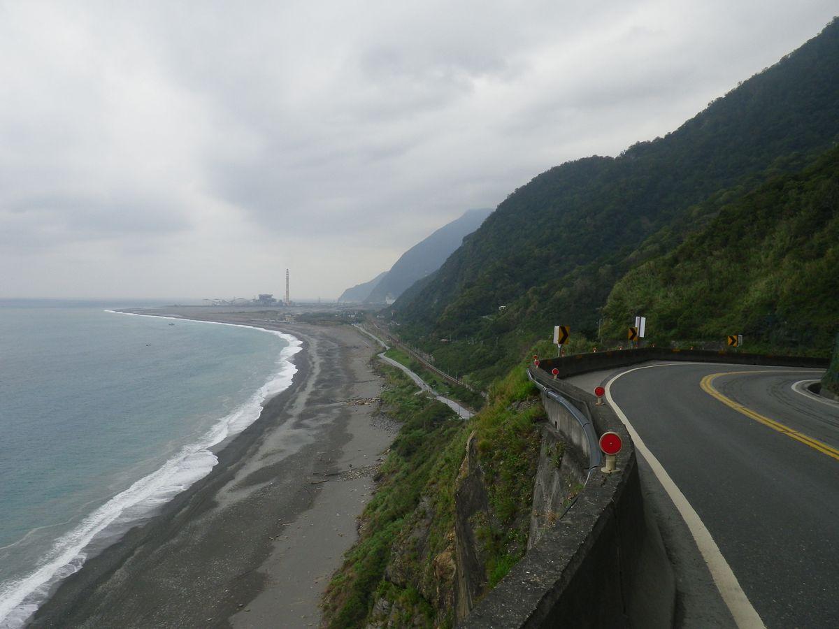 台湾遠征DAY2:台湾東海岸を行く 宜蘭→セブンイレブンランチ