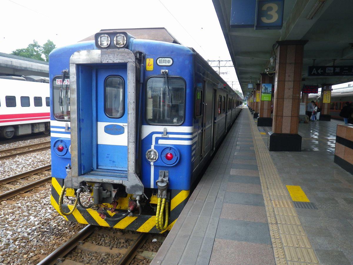 台湾遠征DAY3:東海岸台湾ローカル電車に乗ってみた【花蓮→台東220元】