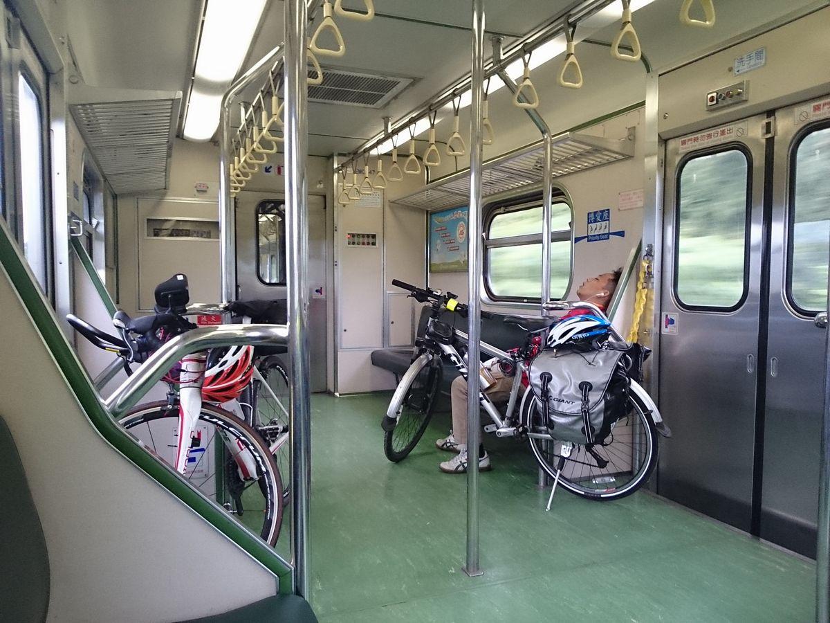 台湾遠征DAY3:台湾ローカル電車で花蓮から台東まで行ってみた