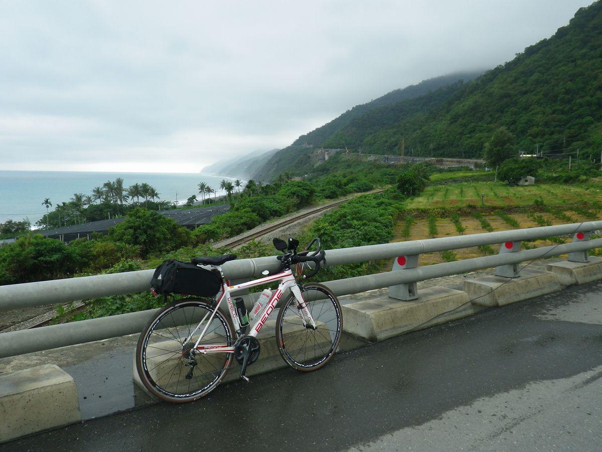 台湾遠征DAY4:大武まで走って電車に乗ろう