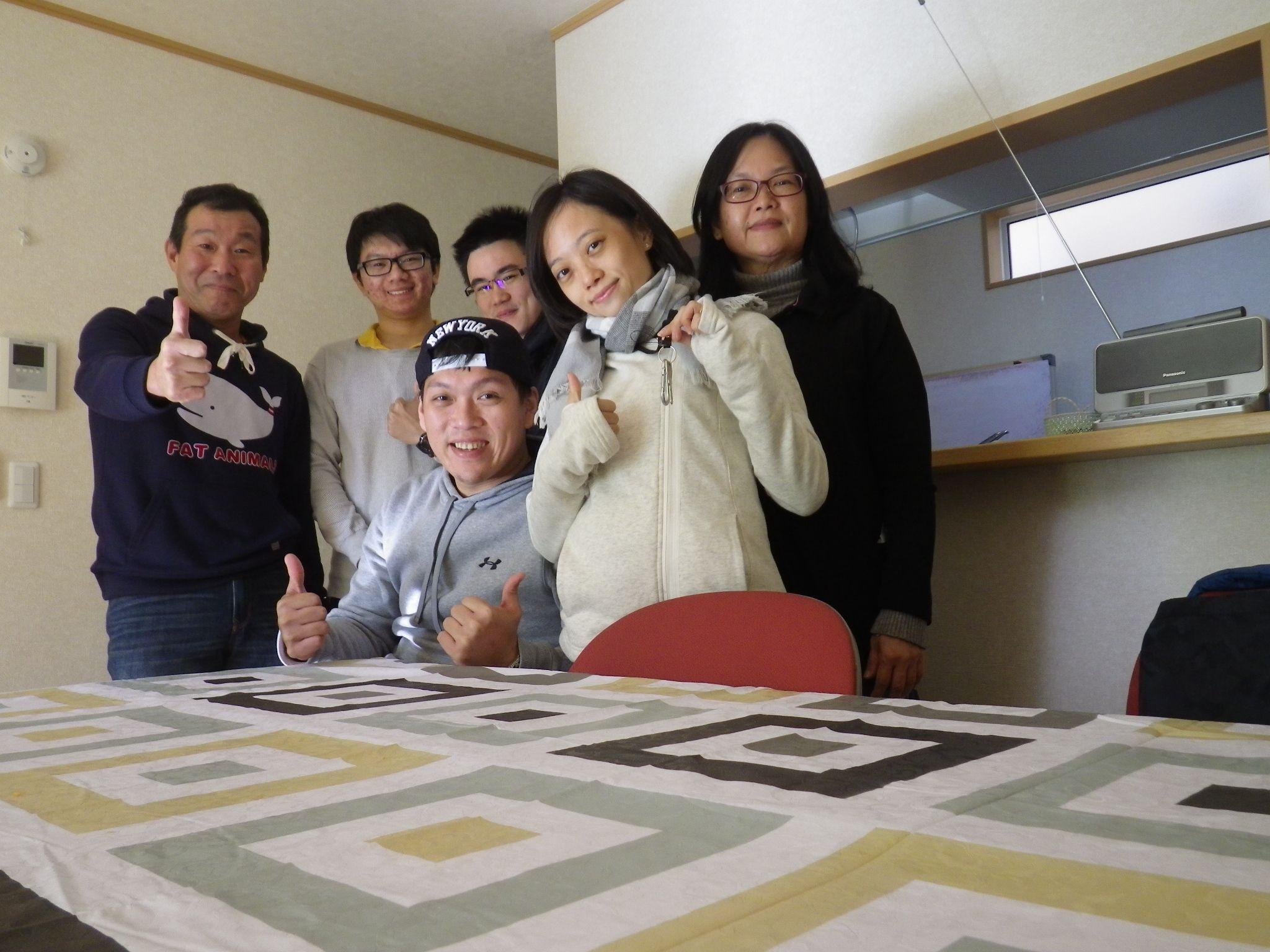 Airbnb:ウィグルの方5人組がやってきた【Airbnbってスゴイ!】