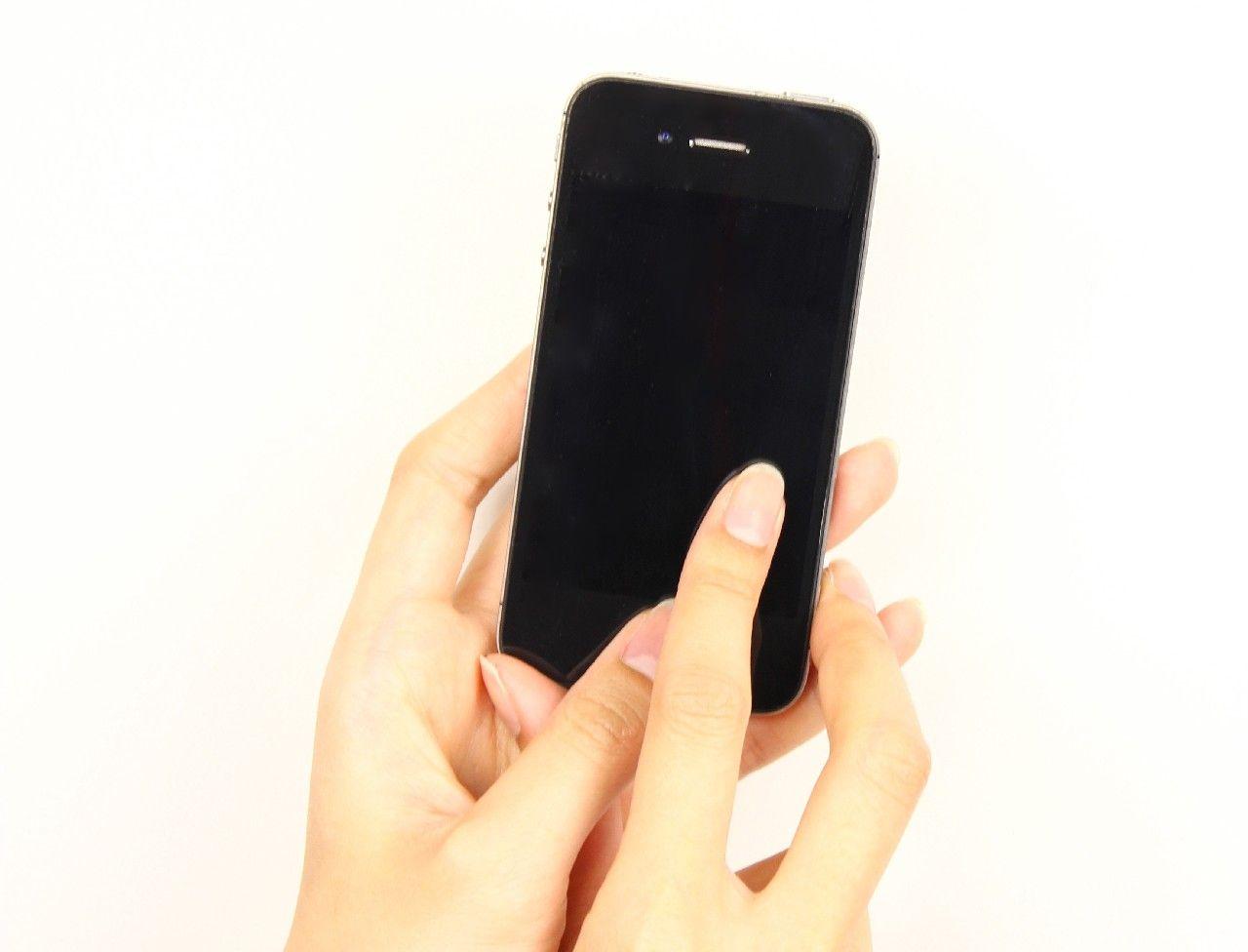 スマートフォンでよく使う物理ボタン5つをチェックしよう
