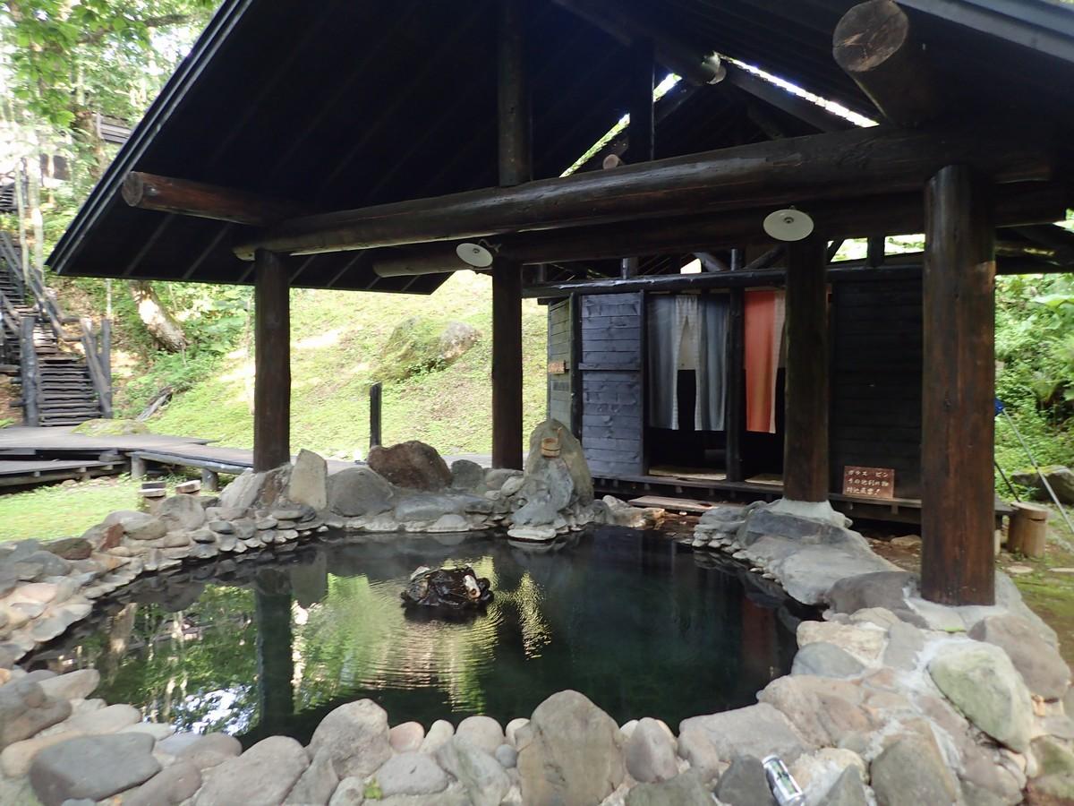 糠平温泉湯巡りVo3:糠平館観光ホテル【設備・広さなど糠平で1番と思われる】