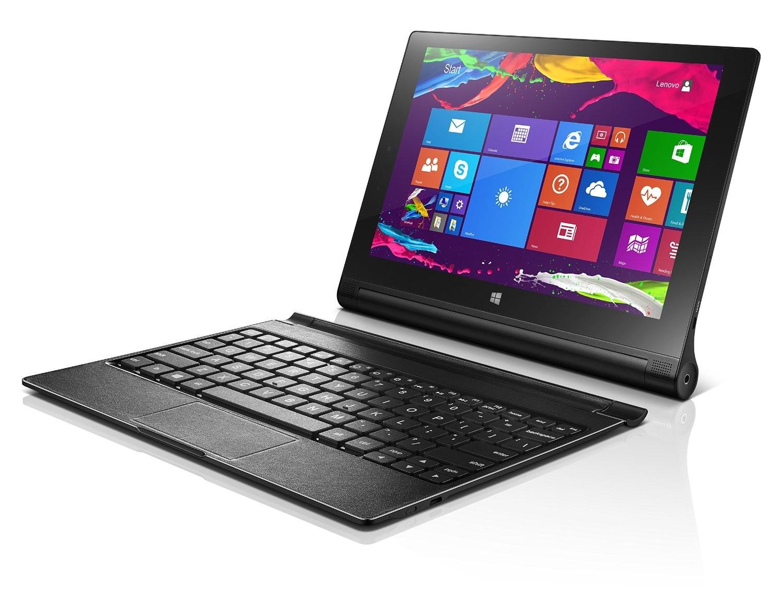 Lenovo タブレット YOGA Tablet 2 キーボード付は「予備・サブPC」としてかなりいい件