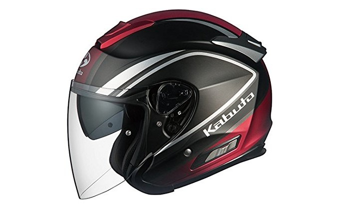 オージーケーカブト ヘルメット ASAGI クレガント:開封の儀