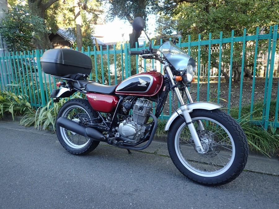 250cc単気筒バイクの魅力・メリット【CB223S:11個のいいところ】