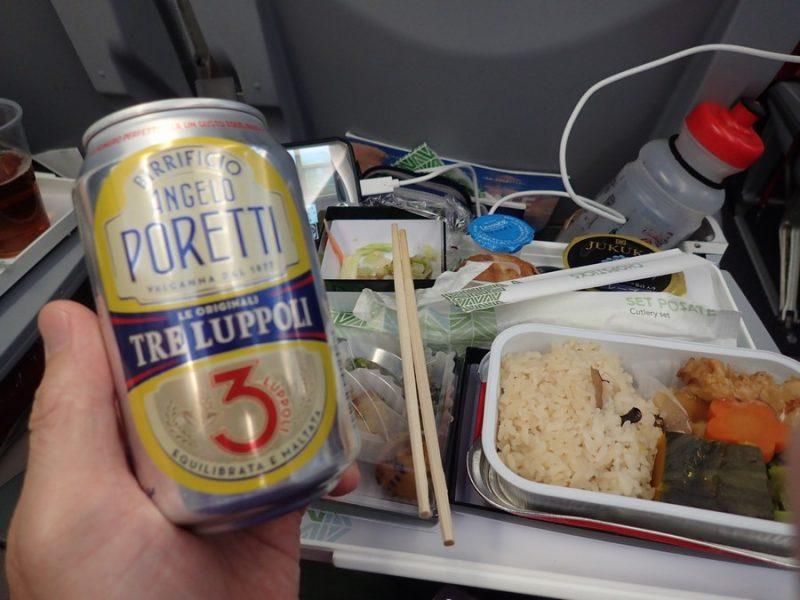 アリタリア航空AZ787:成田発ミラノ直行【搭乗記レビュー】