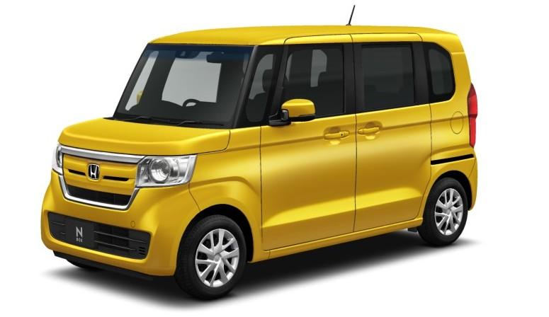 ホンダ新型N-BOX「JF3 プレミアムイエロー」を契約した件について