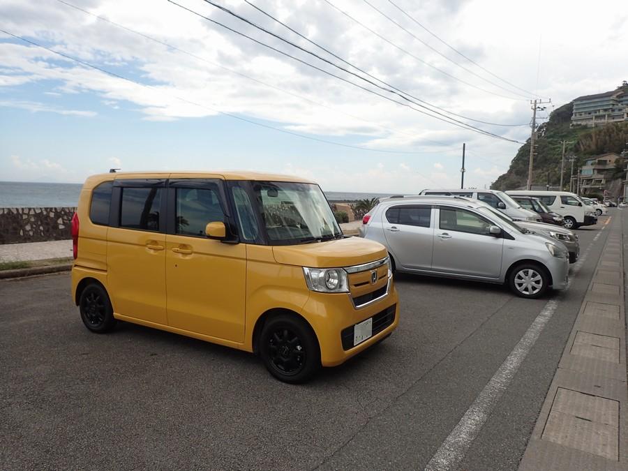 ホンダN-BOXの「初ドライブ」インプレと「燃費」チェック!