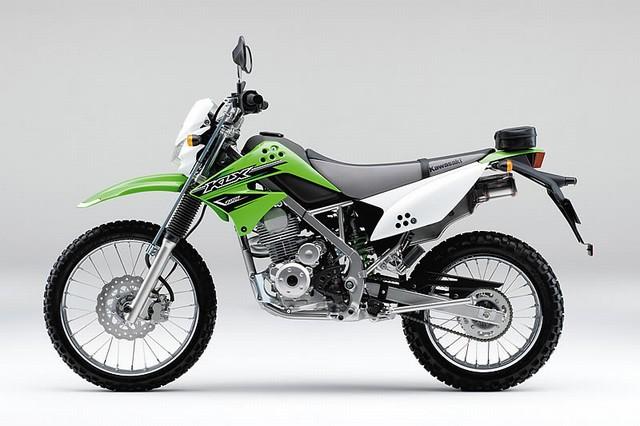 今買える125ccオフロードバイク6台【林道ツーリングしたい】