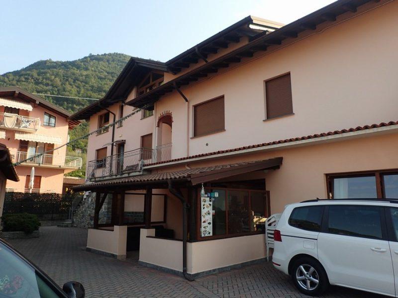 イタリア・コモ湖ホテル【B&B Garzola】宿泊レポート