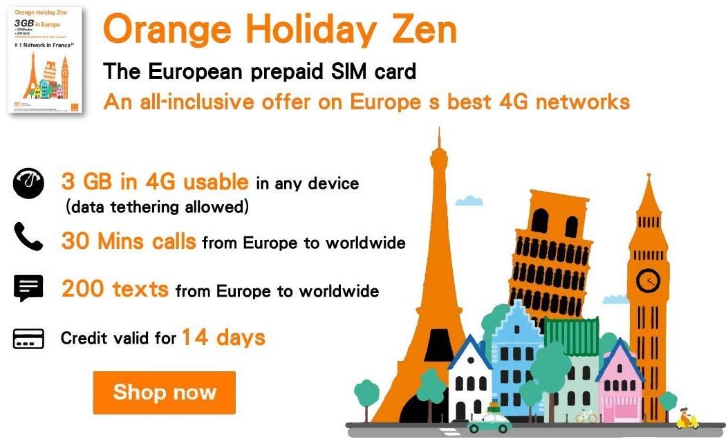 フランスのSIMはアマゾンで買っていく3つ理由【OrangeのSIM】