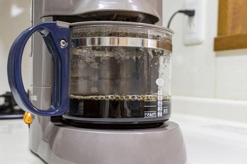 コーヒーメーカー 壊れる